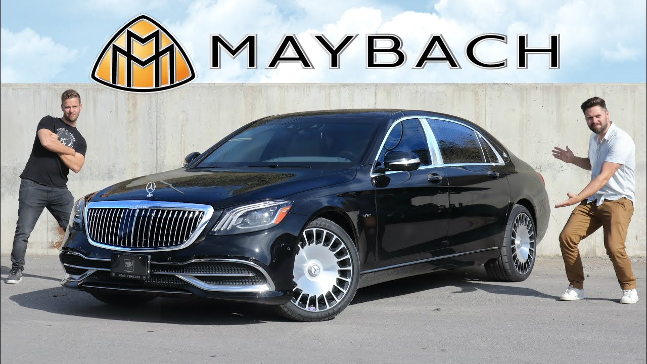 New 400 000 Mercedes Maybach S650 Review Insane Luxury Meets