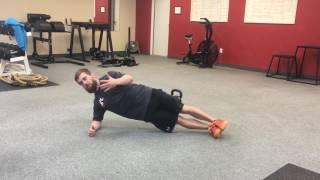 Core Training Series (Part 2): Anti-Lateral Flexion