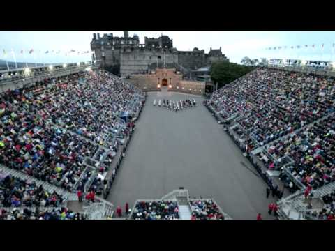 The 2014 Royal Edinburgh Military Tattoo in 3 & a half minutes!