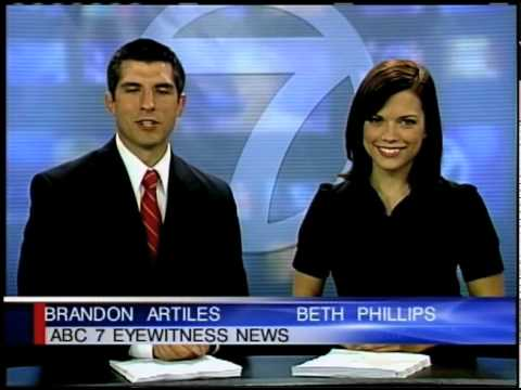 Brandon Artiles Anchor Resume YouTube