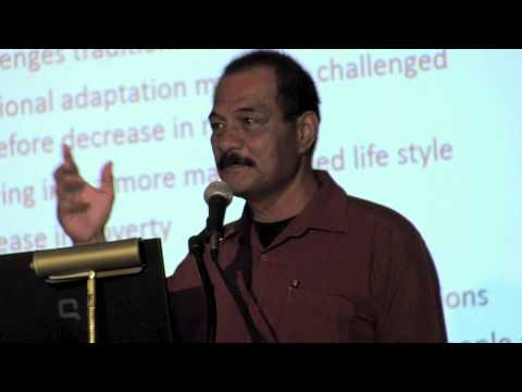 Rev. Tafue Lusama, Secretary-General of the Christian Church of Tuvalu on Climate Change