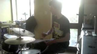 NOFX - Freedom Lika Shopping Cart (Drum Cover) - Evan Butler