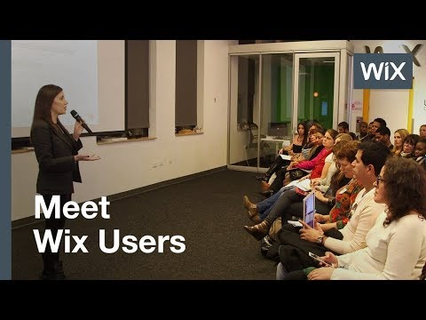 Social Media Marketing User Meet-Up @ The Wix Lounge