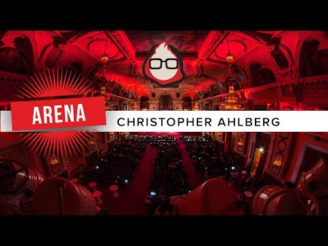 Christopher Ahlberg: I Know What You'll Do Next Summer - Pioneers Festival 2013
