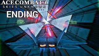 ACE COMBAT 7 - Final Mission & Ending