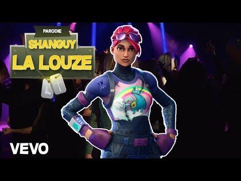 SHANGUY - La Louze (Parodie Fortnite) • Studio Nordic