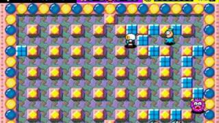 [WHC] Bomberman - Dynablaster - Atomic Punk (Arcade) [HD] Part 1