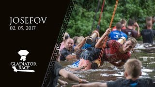inov-8 Gladiator Race Josefov 2017 official