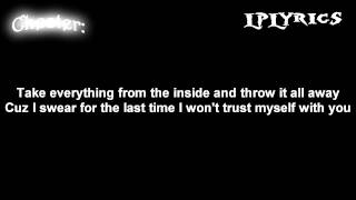 Linkin Park- From The Inside [ Lyrics on screen ] HD
