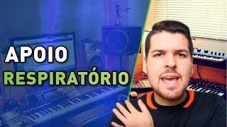 Aula de Canto - #8 Apoio Respiratório e Ataque | Técnica Vocal - Voz