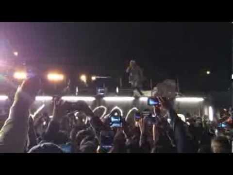 """ScHoolboy Q """"Collard Greens feat Kendrick Lamar"""" Live LA Live"""