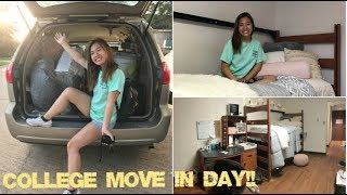 College Move In Day Vlog// Texas A&M University