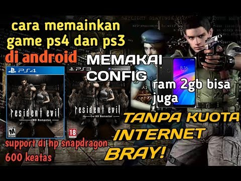 Config Dolphin Emulator Android Game Ps4 Resident Evil Remake