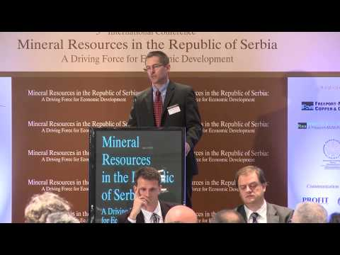 How can Mining Sector underpin Serbia's economic recovery - Mac Canby