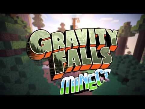 видео: Обзор Гравити Фолз в Minecraft (Gravity Falls Minecraft)