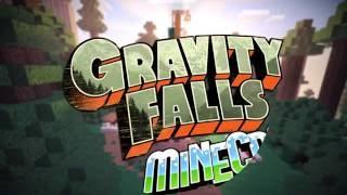 Обзор Гравити Фолз в Minecraft (Gravity Falls Minecraft)