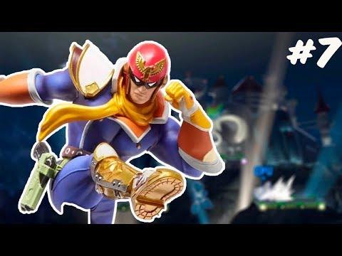 Super Smash Bros. Ultimate - Switch - CAPITÃO FALCON CONTRA O RESTO - parte 7 thumbnail