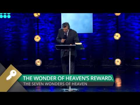 """The Seven Wonders Of Heaven"" with Jentezen Franklin"