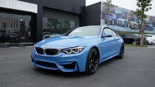 Giá xe BMW M4 - Đánh giá BMW M4 - Chi tiết BMW M4 - Hotline BMW: 0902828386