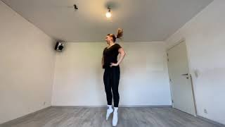 Modern Jazz met Femke! Junior Level - Sprongetjes