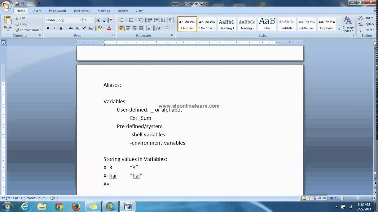 Download Unix and Shell Programming Chapter   13 INTRODUCTION TO KSHELL   PART 1