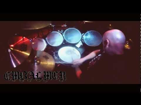 Roy Stewart of EMBALMER drum cam.....