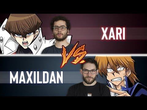 UN DUEL INCROYABLE ! Yu-Gi-Oh! Ft. Maxildan et Xari