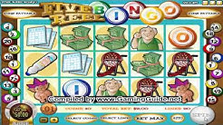 GC Five Reel Bingo Video Slots