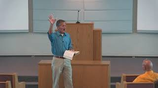 2020 11 01   AM Sermon   Richard Perry- Amazing Love