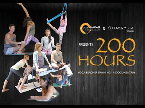 200 HOURS –Yoga Teacher Training: A Documentary