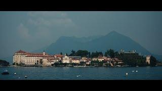 Свадьба в Италии! Italy, Stresa: wedding video - Alexander + Victoria (женитесь в Италии)