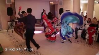 Цыганский ансамбль Рада Золотая на свадьбе