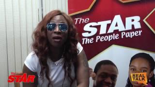 REAL TALK: Macka Diamond spills the tea