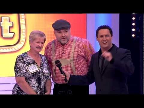 Kyle Sandilands on The Price Is Right