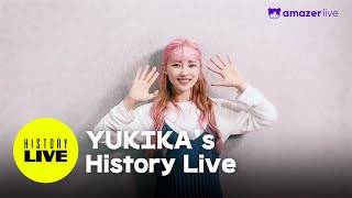 [History Live] 유키카 히스토리 라이브 인사 영상 (YUKIKA History Live Greeting Video)