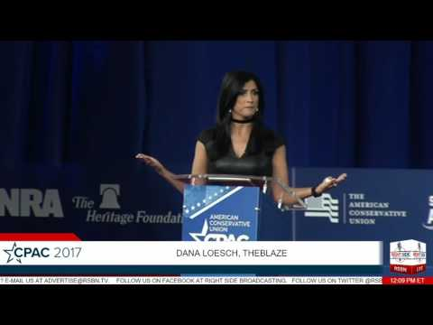 Dana Loesch FULL SPEECH- CPAC 2017