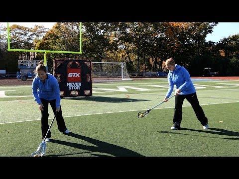 How to Shoot Sidearm | Women\'s Lacrosse