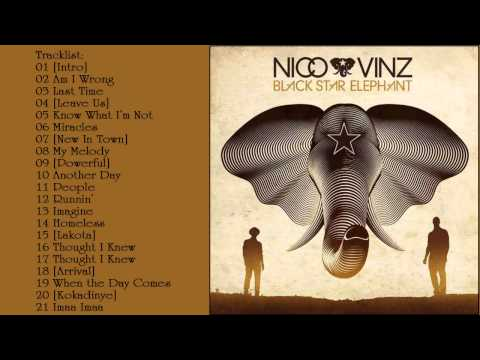 Nico & Vinz -  Black Star Elephant ( Full Album )