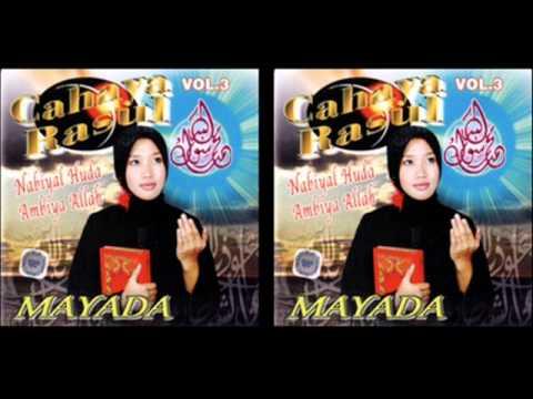 Mayada Full Album Cahaya Rasul Vol 3