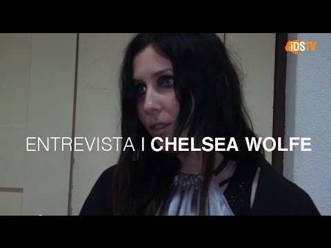 Entrevista Chelsea Wolfe @ imagemdosom.pt