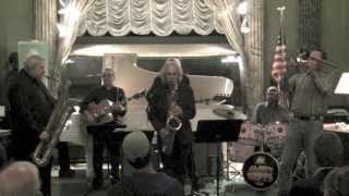 "Tom Malone & Friends-""Chameleon""-Steinway Hall NY 10-26-2011"