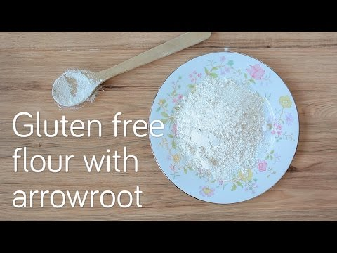gluten-free-flour-with-arrowroot