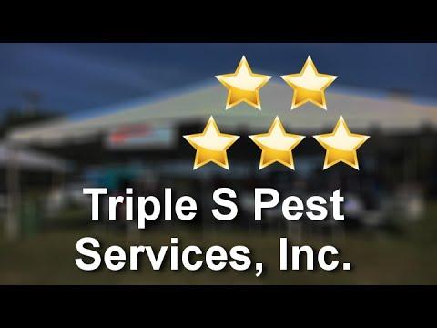 Triple S Pest Services Inc Reviews 5 Star Control Manas