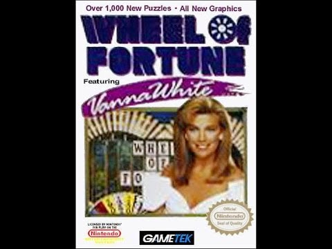 Wheel of Fortune Featuring Vanna White NES Showdown