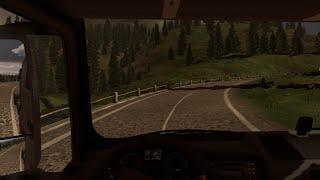 Euro truck simulator 2 - Un viaje estilo colombiano