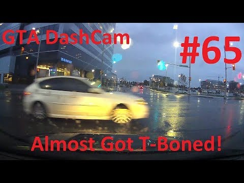 Bad Drivers Of Greater Toronto Area And Southern Ontario: Compilation 65