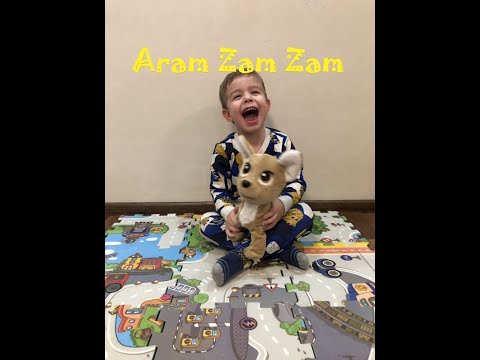 Aram Zam Zam   Song For Kids   Mini Club Disco &  Dance   Crazy Maks