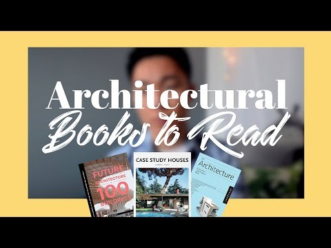 Architectural Books To Read | RayARCH Feat. Zean MacFarlane