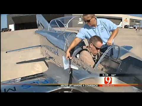 Worlds Smallest Jet BD-5 FLS Microjet