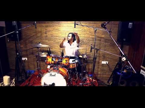 Humma humma | Benny Dayal | Funktuation Drum cover by Nishal Gohain